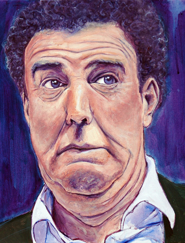 Jeremy Clarkson by shardcore