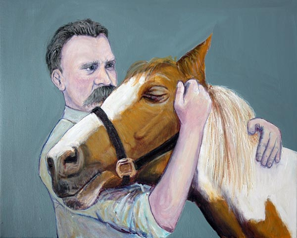 Nietzsche and the Horse - Eric Drass, 2011