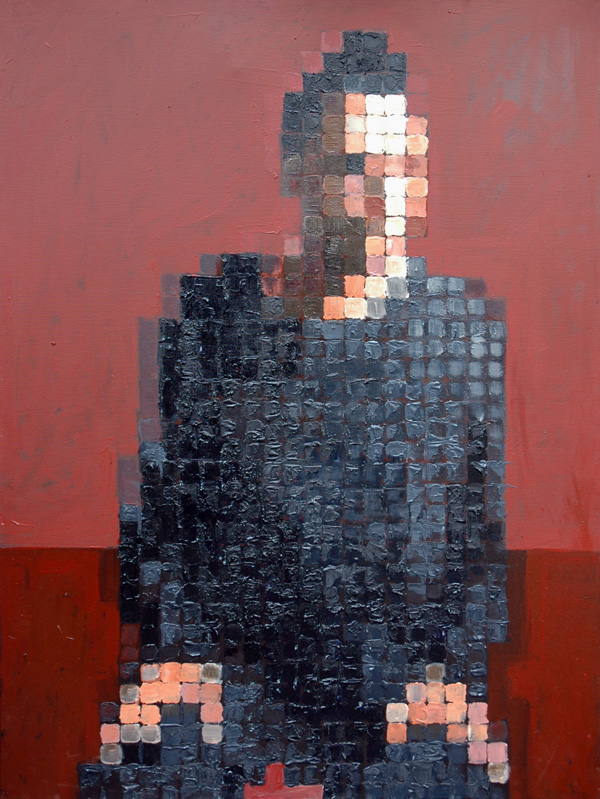 Pixellated Self(2010)