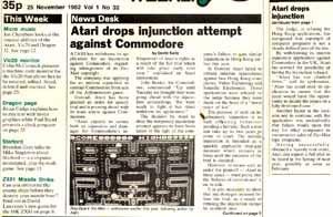 PCW 25 November 1982